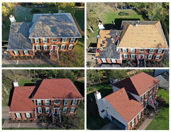 Roof replacement Virginia Beach
