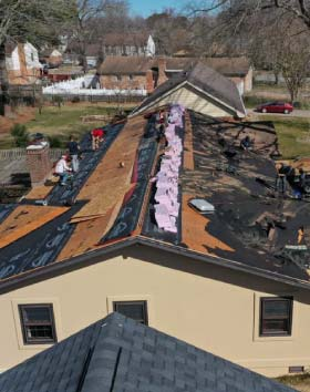 roof replacement norfolk